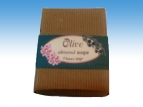 Olive almond soaps