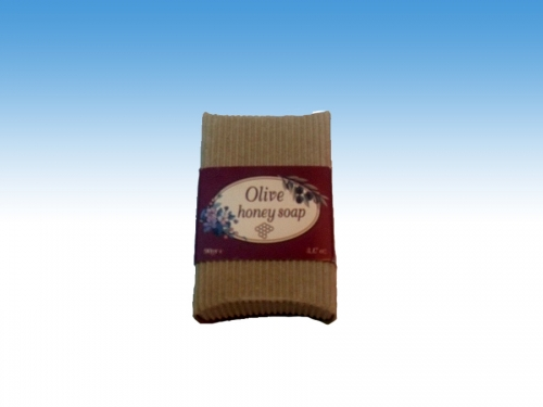 Olive honey soap