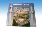 Greece Calendar 2011-Athens