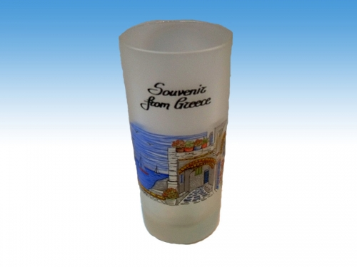 Ouzo tall glass