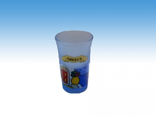 Ouzo shot glass