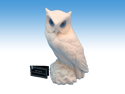 Owl-The symbol of Athens - Greek souvenirs